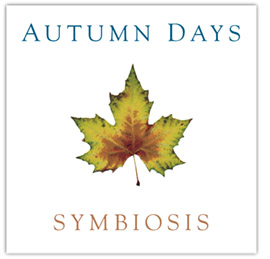 Autumn Days CD Cover