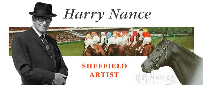 Harry Nance - Sheffield Artist