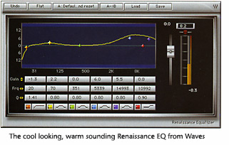 Waves Renaissance EQ
